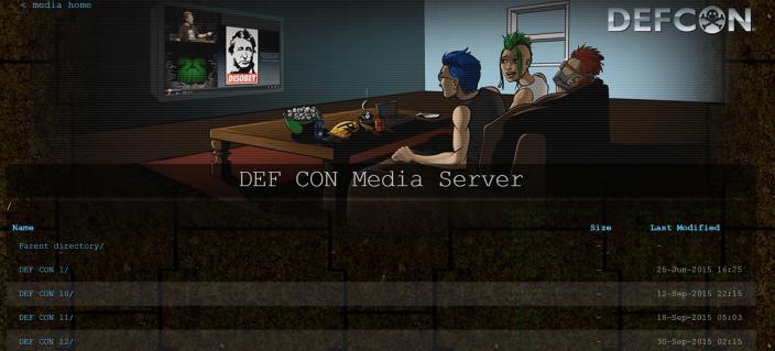 defconMediaServer